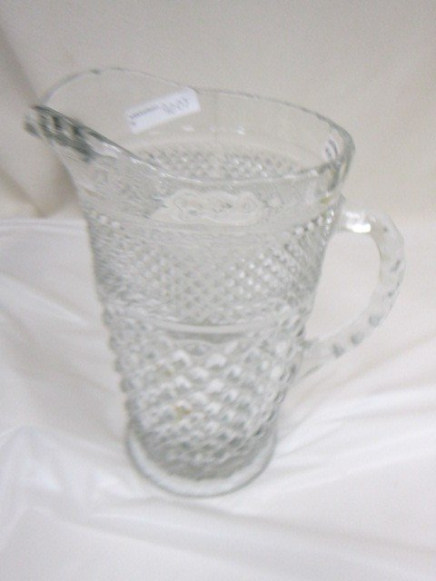 9007: Wexford glass Pitcher
