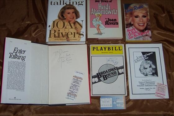 8003: Joan Rivers Collection, Authentic