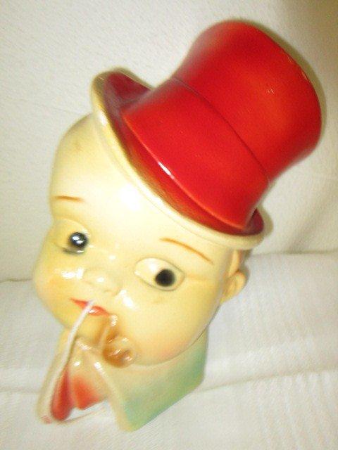 9011: String Holder Chalk Little boy