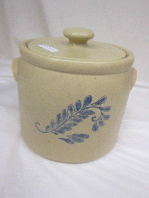 9016: McCoy cookie jar Stoneware