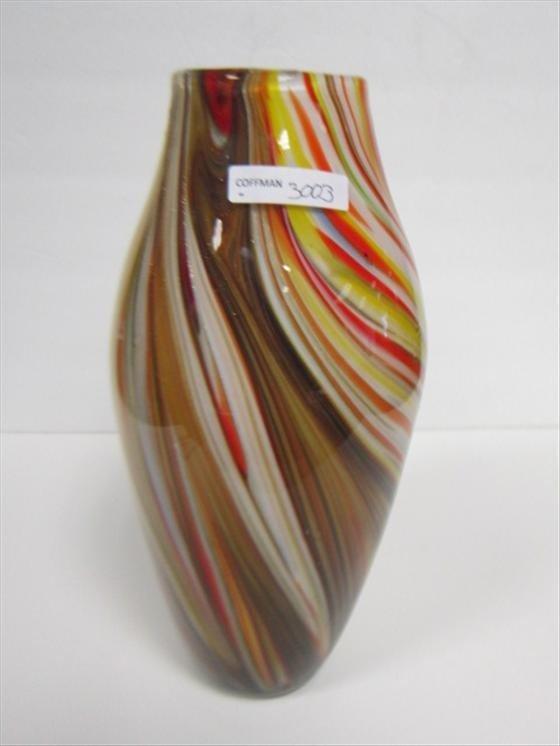 3003: Murano glass vase