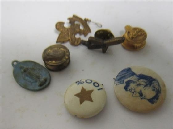 1719: Misc pins-Boy Scouts