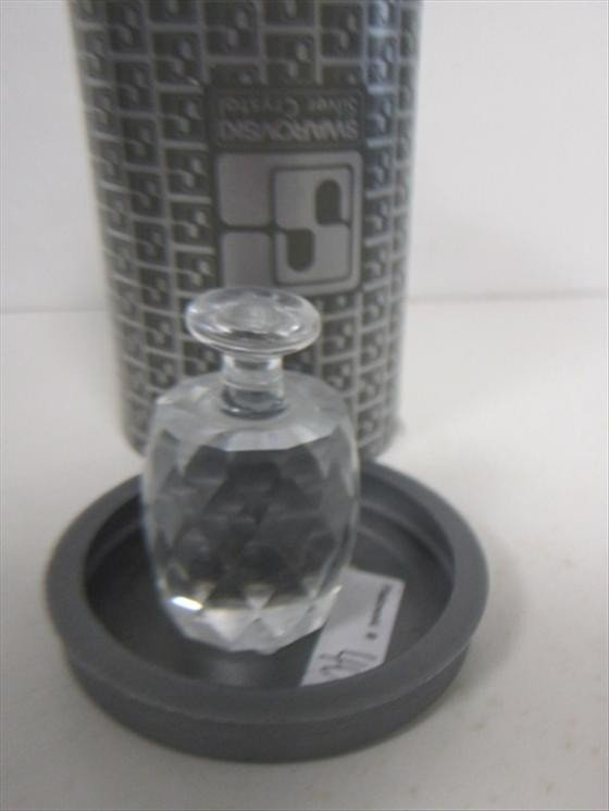 4007: Swarovski crystal #A7549 cylinder style