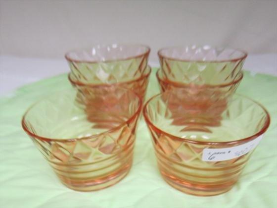 8007: 6 custard cups