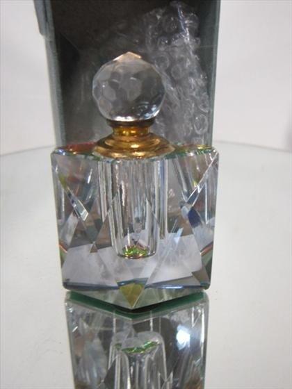 1120: Murano Glass - perfume with box