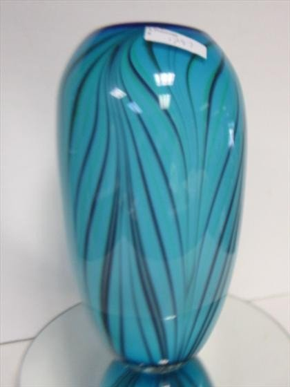 1287: Murano Glass - large vase