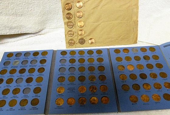6515: Book of Lincoln head cents - 1941 - 2004