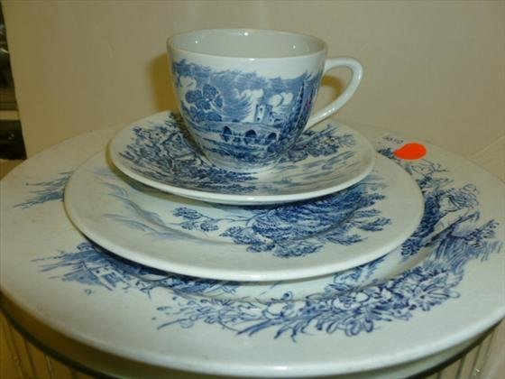 4pc place setting-Countryside-Wedgwood