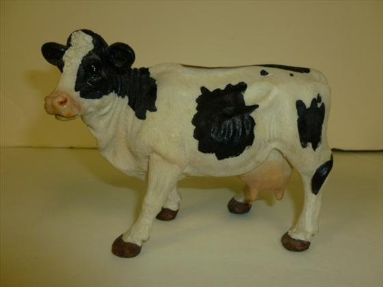 May Rich cow figure-6 by 4 3/4