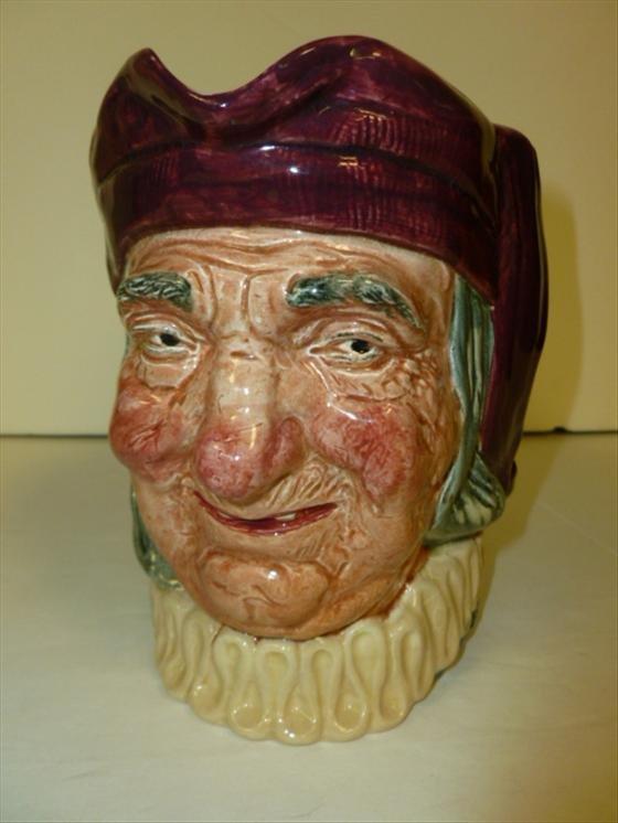 Royal Doulton Jug Simon the cellarer-1935-60
