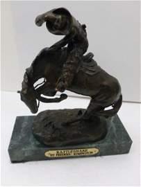 Remington Bronze - Rattlesnake