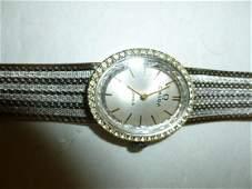 7349: Omega  21 jewel ladies watch