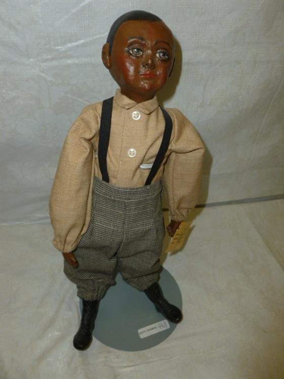 African American Kinfolk Heirloom dolls