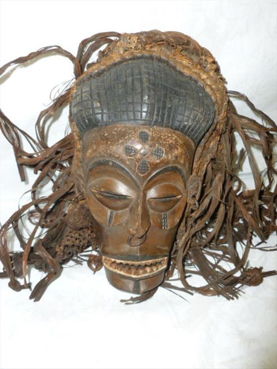 Songye Tribe mask