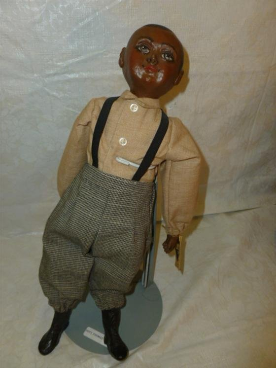 African American Kinfolk Heirloom dolls