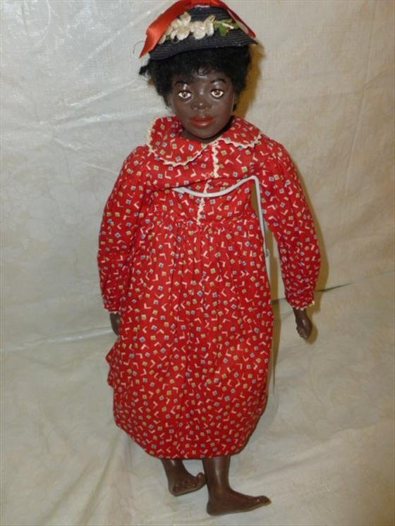 African American Female doll
