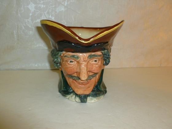 Royal Doulton large Character Toby Mug