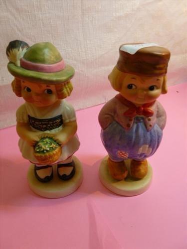 2 pc- Goebel figures-Dolly Dingle