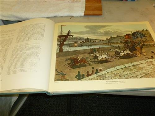 Large book-Coaching days of England-24 color plates