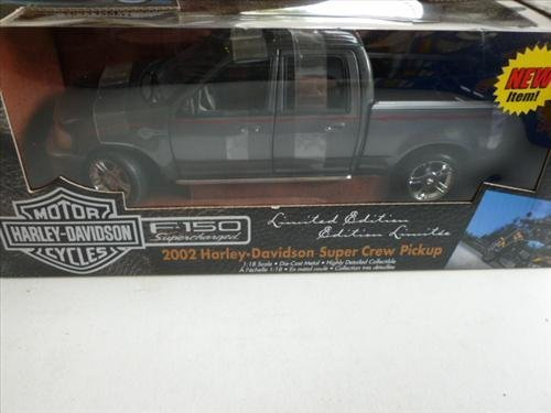 Harley Cycle F-150 -Super Crew Pickup- 2002 New in Box-