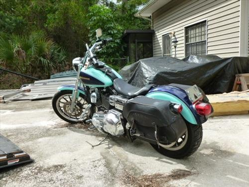 2002 Harley Low Rider-3,400 actual mailes-Vance&Hines