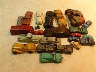 24 pc assorted Midget Tootsie toys- all sizes colors