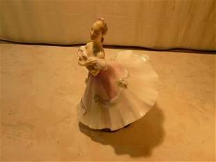 Royal Doulton figurine-The Ballerina-Corp-1952-HN2116