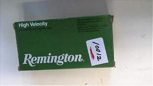 Remington 257 Roberts 117 grains 20 rounds