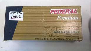 Federal 7mm STW 160 grain 20 rounds