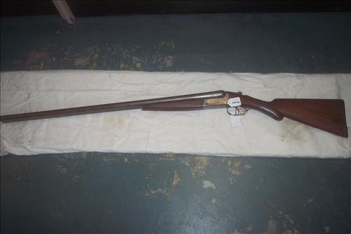 Remington model 1900 Damascus 12 GA shotgun used