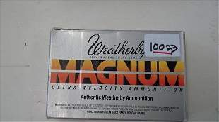Weatherby .340 Weatherby Magnum 250 grain 20 rounds
