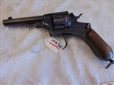 Italian Bodeo 11 MM Revolver 1891 Standard Sidearm