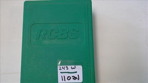 RCBS F L Sizer .243 Win P/N 11429