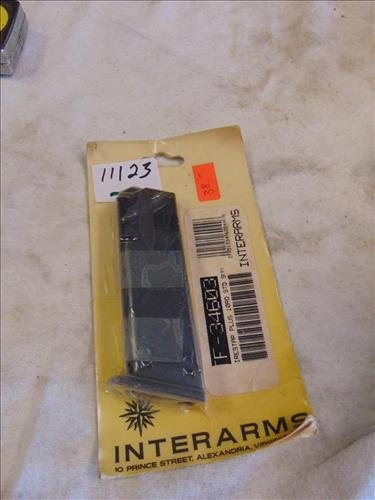 Interarms Magazine STF-34603 Firestar Plus 10 Rd  9MM
