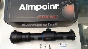 Aimpoint AB AP7000L-2X (US) 10624 UPC Code GT5072