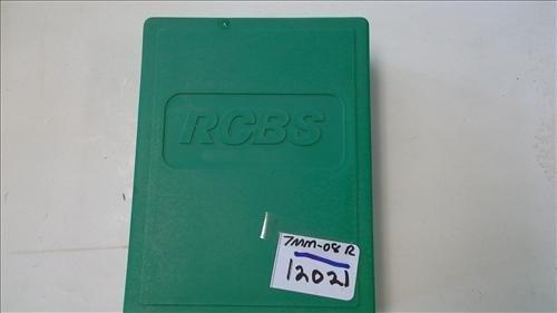 RCBS F L Sizer 7MM - 08 REM P/N13929
