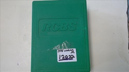 RCBS F L Die Set .308 Norma Mag P/N15601