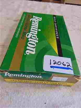 Remington Ultra Mag 375 Remington 270 Gr Hornady