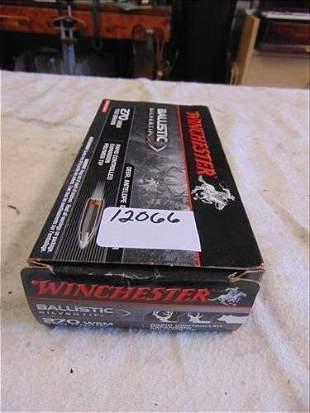 Winchester 270 WSM 150 Gr