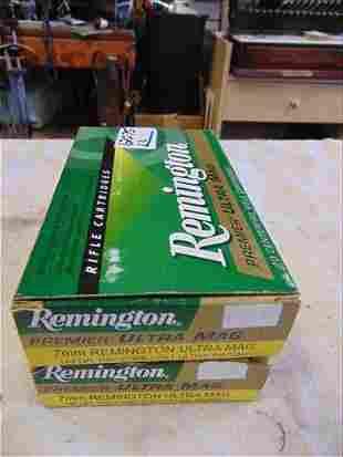 2 Remington Ultra Mag 7 mm Remington 140 Gr PSP