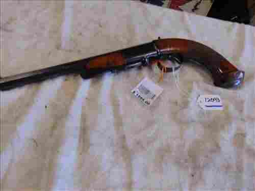 O Roos & Sohn Single Shot Target Pistol