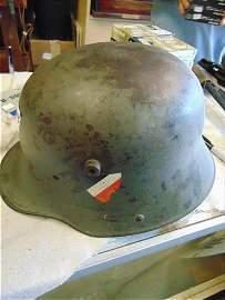German Army Model Double Decal #35 Helmet