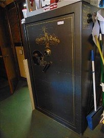 "Liberty Gun Safe 36""W x 27 1/2""D 60""T Combo Lock"