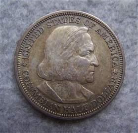 1892 Columbian Commemorative