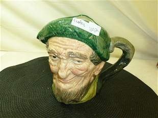 Royal Doulton Large Toby-Auld Mac-DS-5823-Early Mark