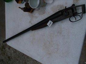 Ld J. Stevens Arms & Tools 12 Guage Shotgun-no Stock