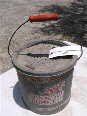 Old Pal Minow Bucket