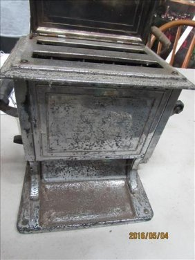 "Toaster L&h Model 205 Milwaukee 8"""