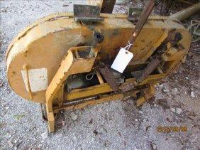 Walker Deck Mower