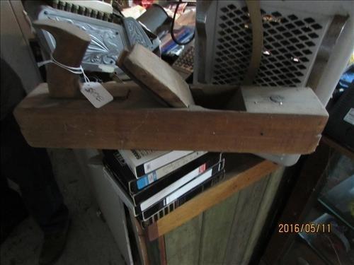 Vintage Plane Wood 16x2 3/4